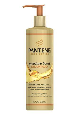 Шампунь для увлажнения Pantene Pro-V Gold Series Moisture Boost Shampoo