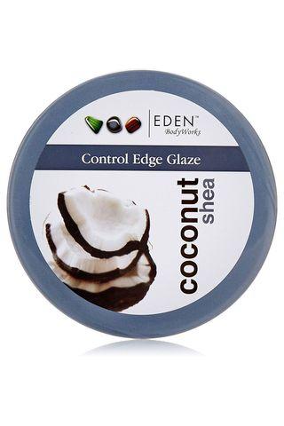 Eden Coconut Shea Control Edge Glaze Gel Гель-глазурь