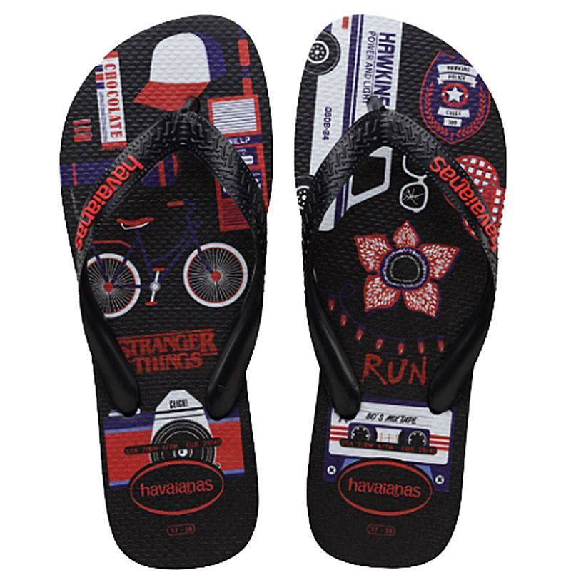 Gifts for AV Club Lovers Hawkins High School Flip Flops Sandals for Men Women