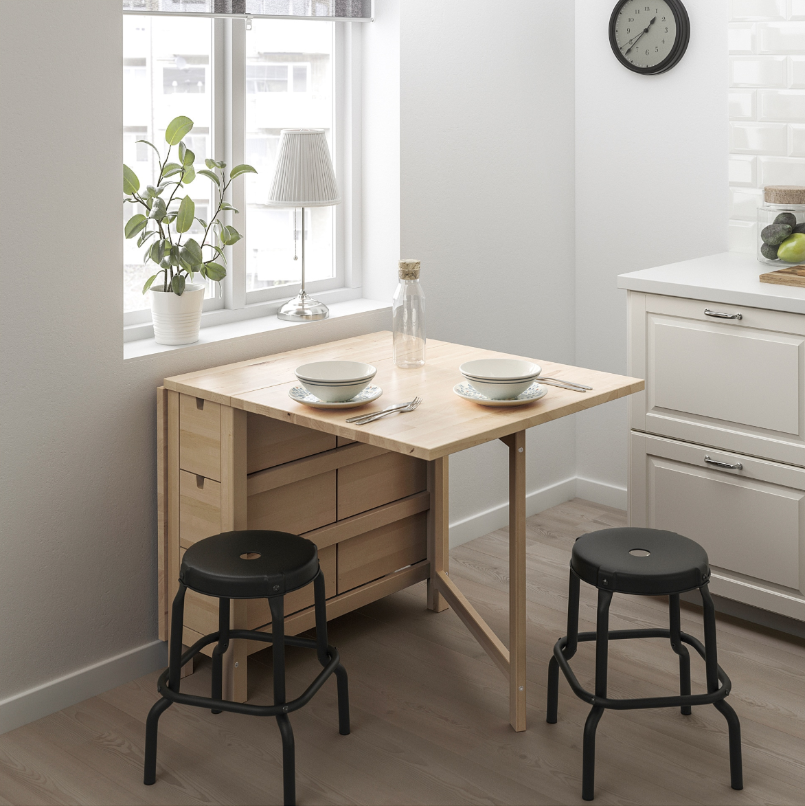 Peachy Norden Raskog Table And 2 Stools Andrewgaddart Wooden Chair Designs For Living Room Andrewgaddartcom