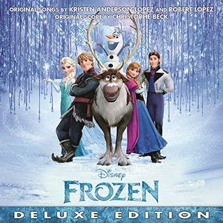 Frozen (Original Motion Picture Soundtrack/Deluxe Edition)