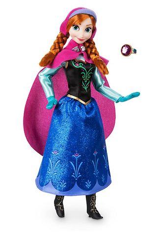 Anna Classic Doll