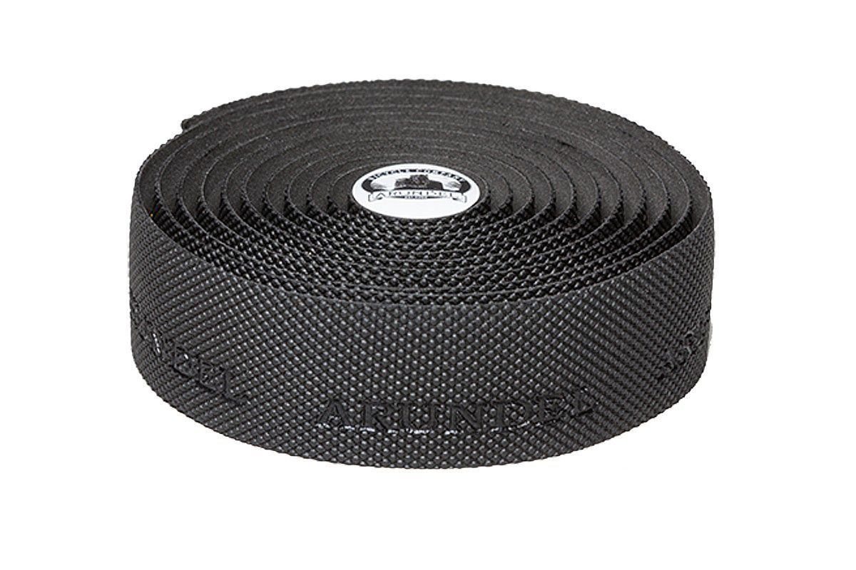 Carbon Fiber Bicycle Cycling Handlebar Tape Belt with Non Slip Pattern White New