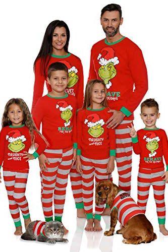 Family Christmas Pajamas With Baby.26 Cute Matching Family Christmas Pajamas