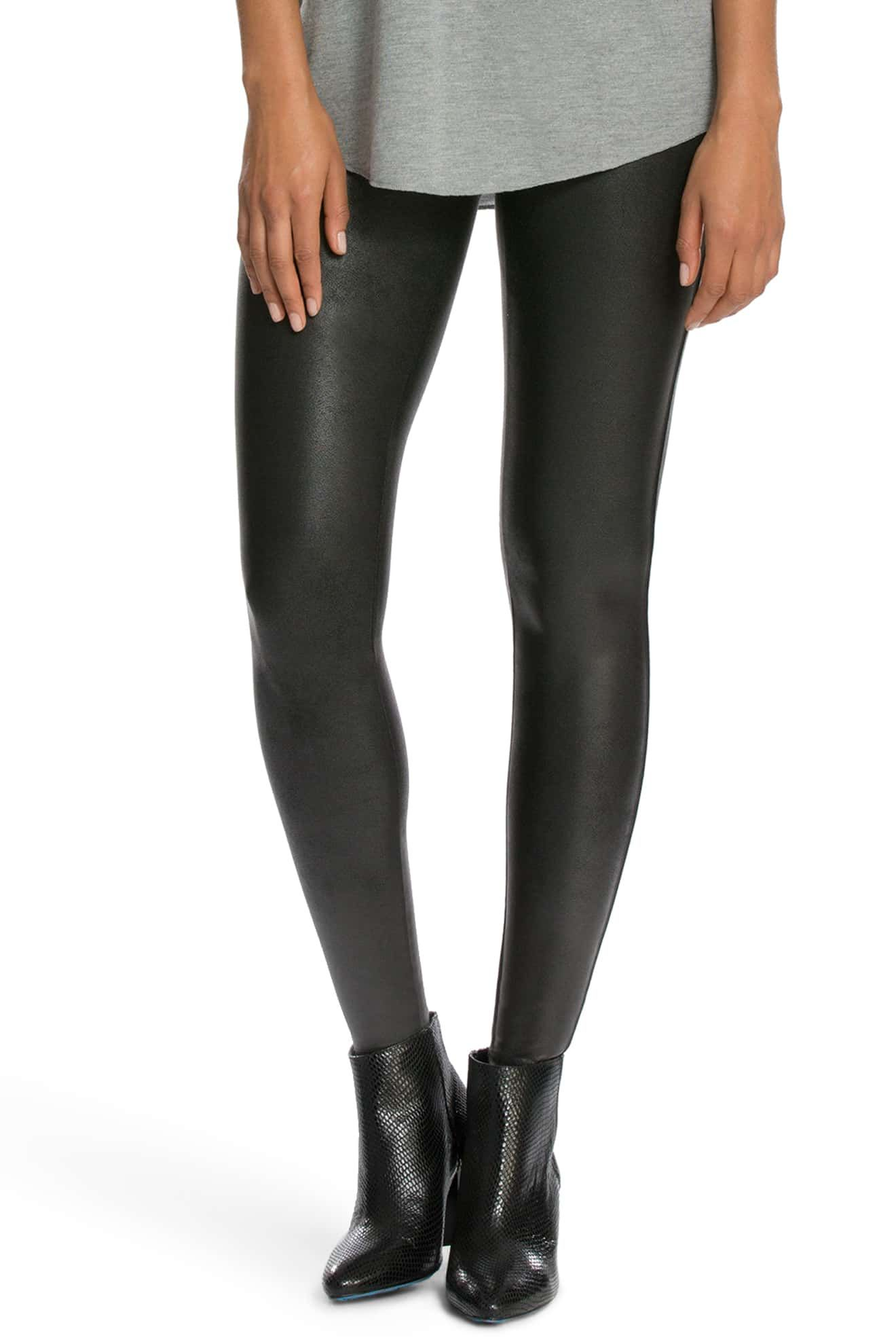 most popular lowest price hot-selling cheap Spanx Faux Leather Leggings Review: Are They Worth the Hype?