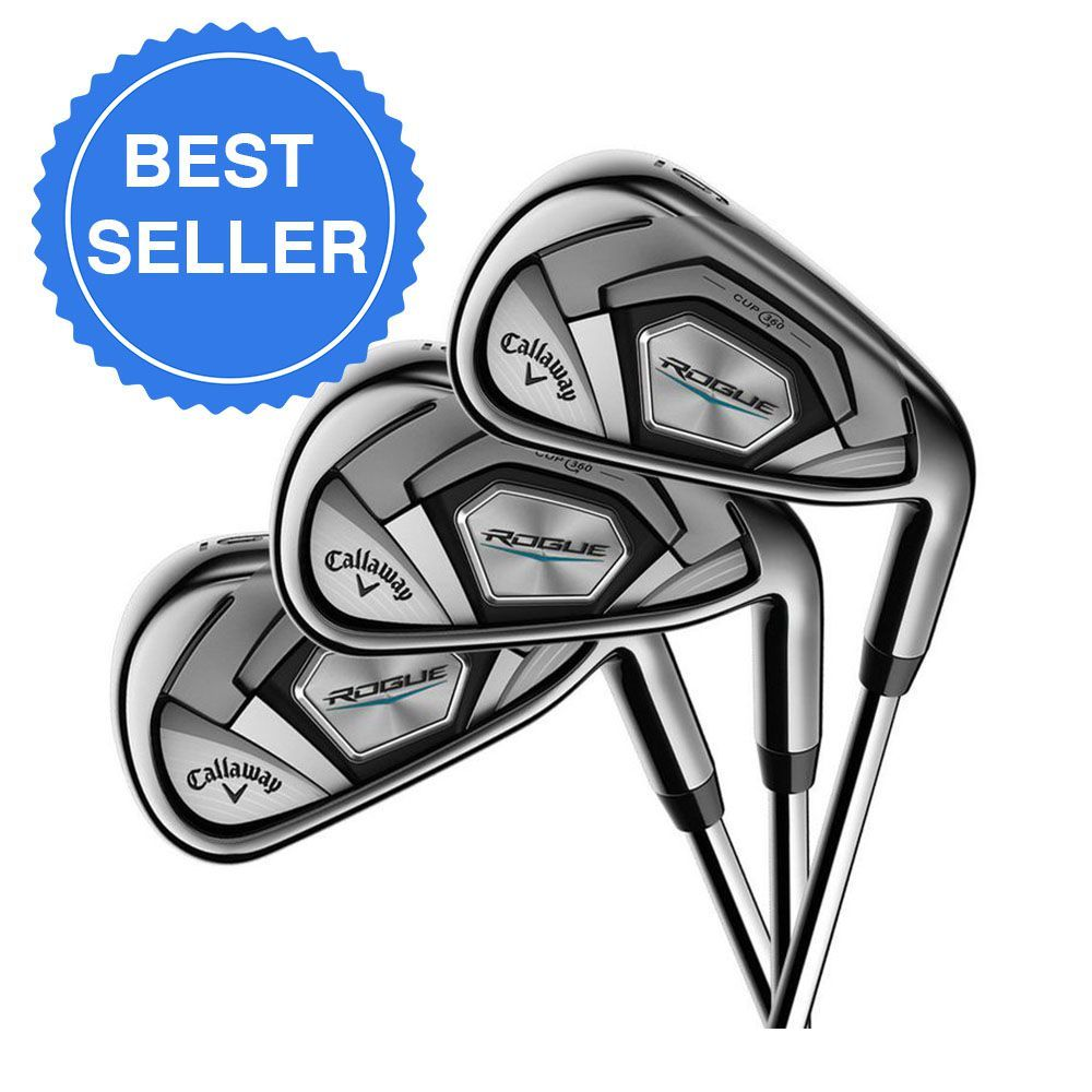 1ce7a4a9ed55e Callaway Golf 2018 Men's Rogue Irons Set