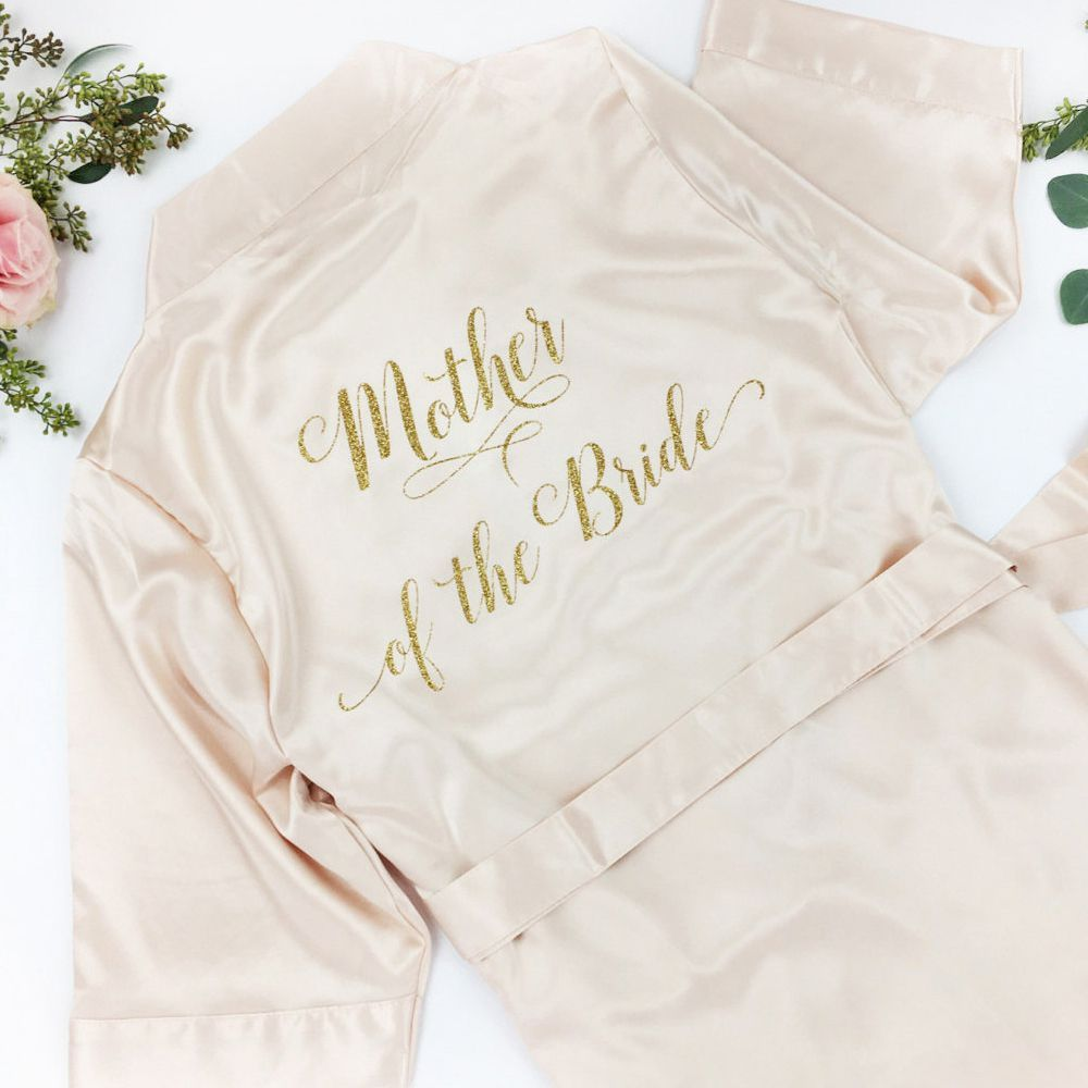 Mother Of Bride Robe