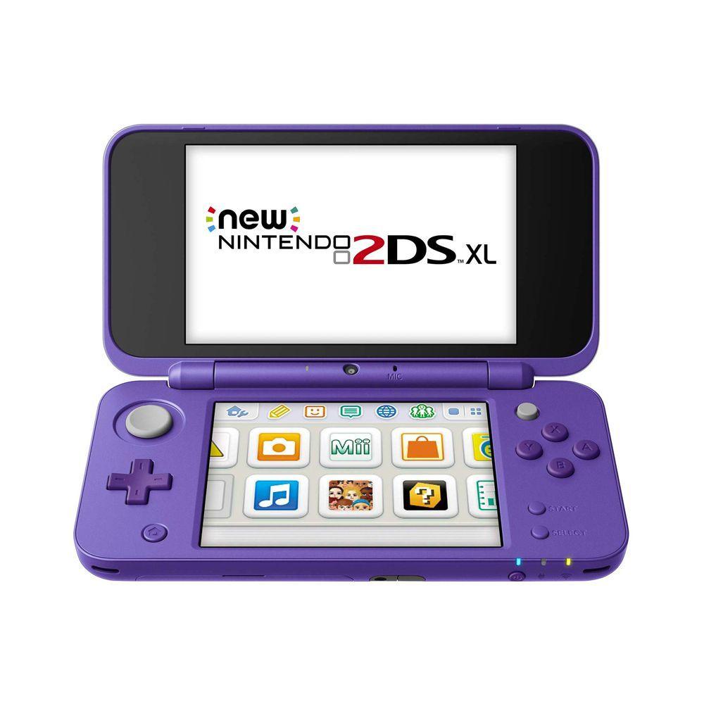 New Nintendo 2DS XL Mario Kart 7 Bundle