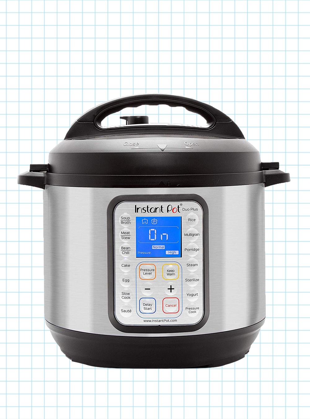 Instant Pot 8-QT Viva 9-in-1 Programmable Pressure Cooker