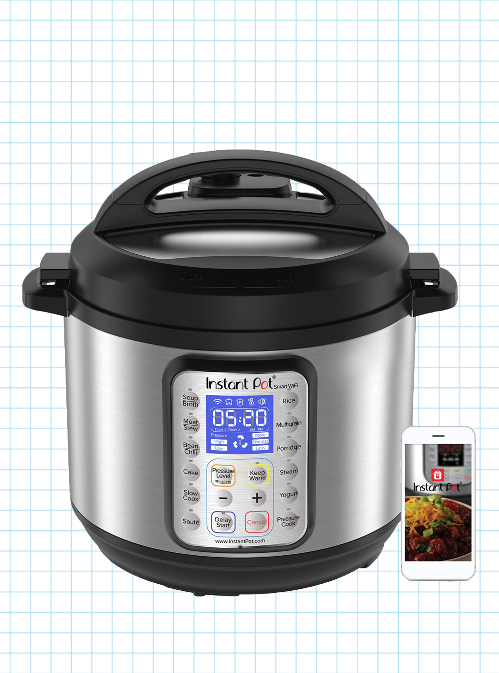 The Best Instant Pots To Buy 2020 Top Rated Instant Pot Models
