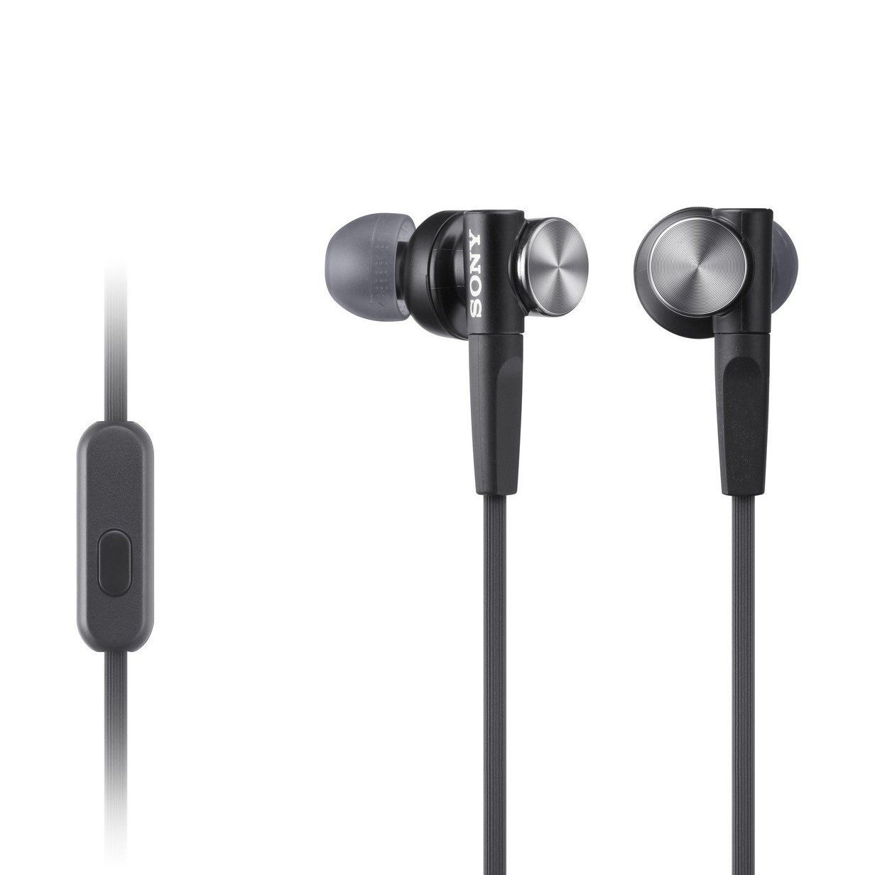 Sony MDR-XB50AP Extra Bass Earbuds