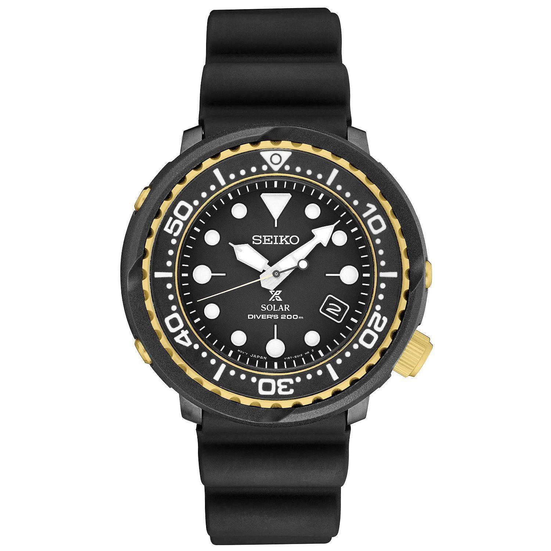 Seiko Prospex SNE498 Solar Dive Watch