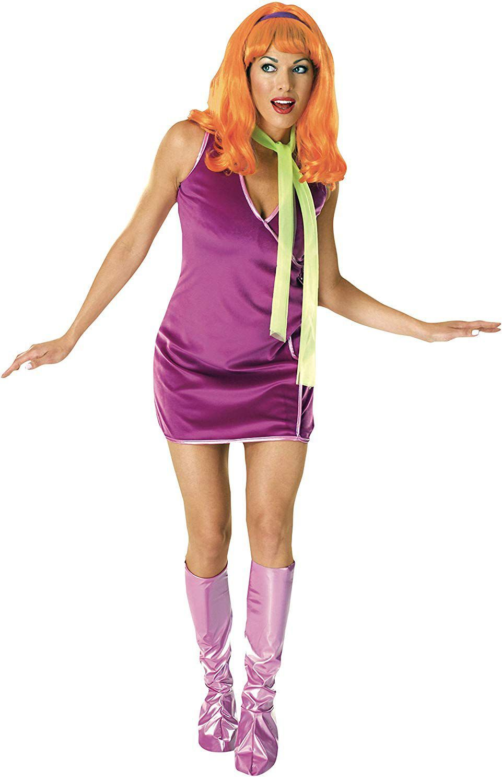 Scooby Doo Deluxe Daphne Costume
