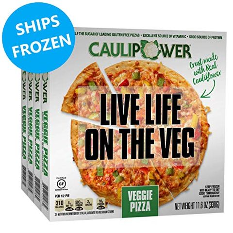 Best Frozen Pizza 2020.11 Best Healthy Frozen Pizzas To Buy According To A Dietitian