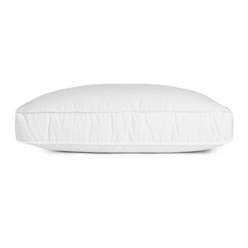 Parachute S Side Sleeper Down And Down Alternative Pillow
