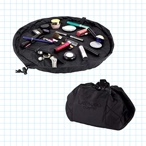 5df3804dbbd7 The 15 Best Makeup Bags of 2019, According to Beauty Experts