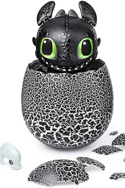 Dreamworks Dragons Hatching Toothless