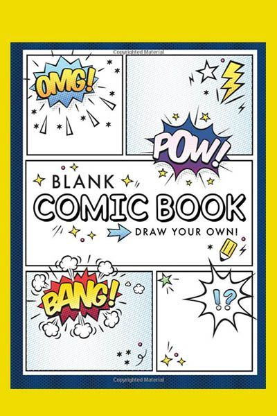 Draw Your Own Comics