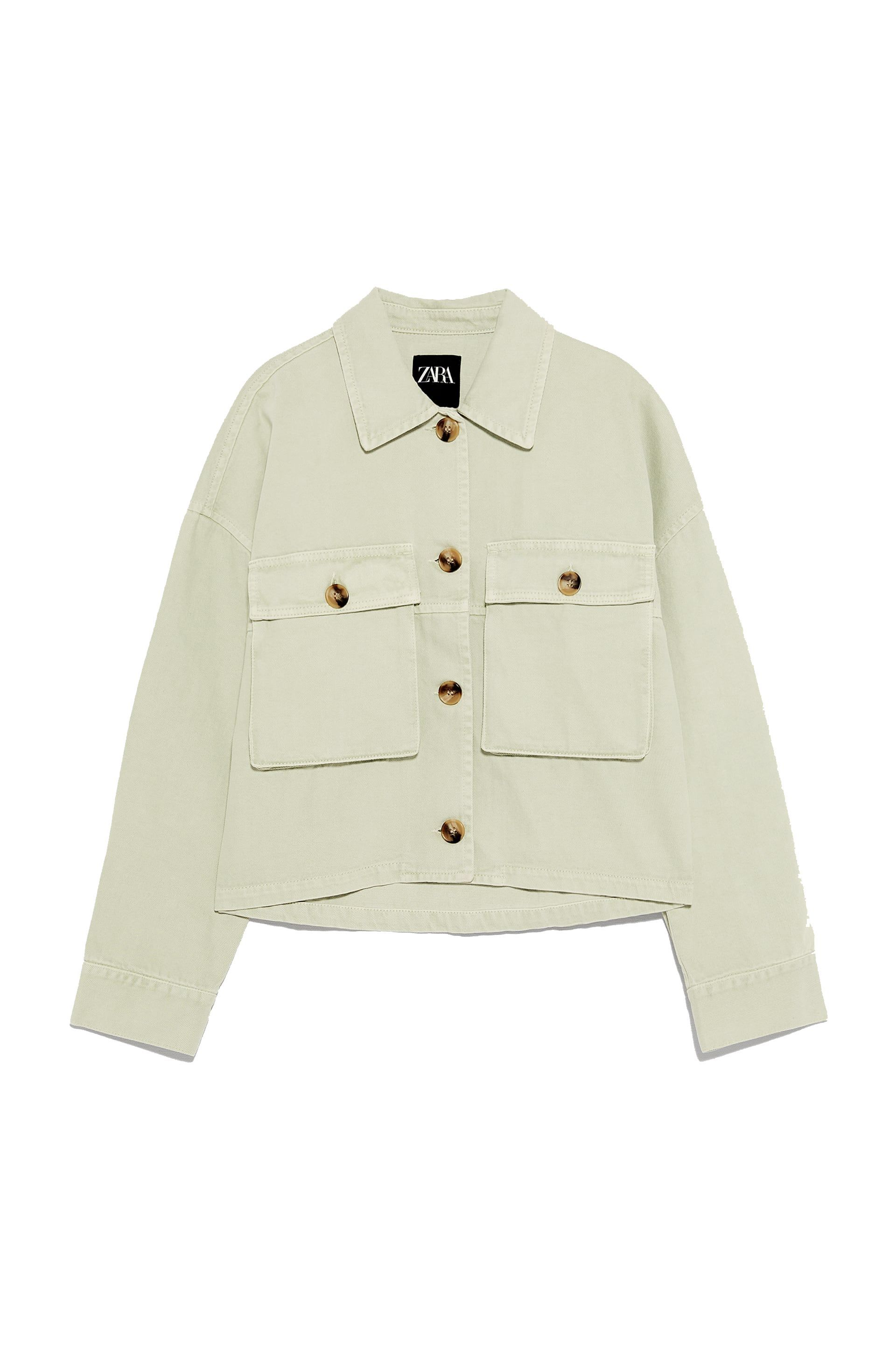 c9706dfdd Overshirt With Pockets