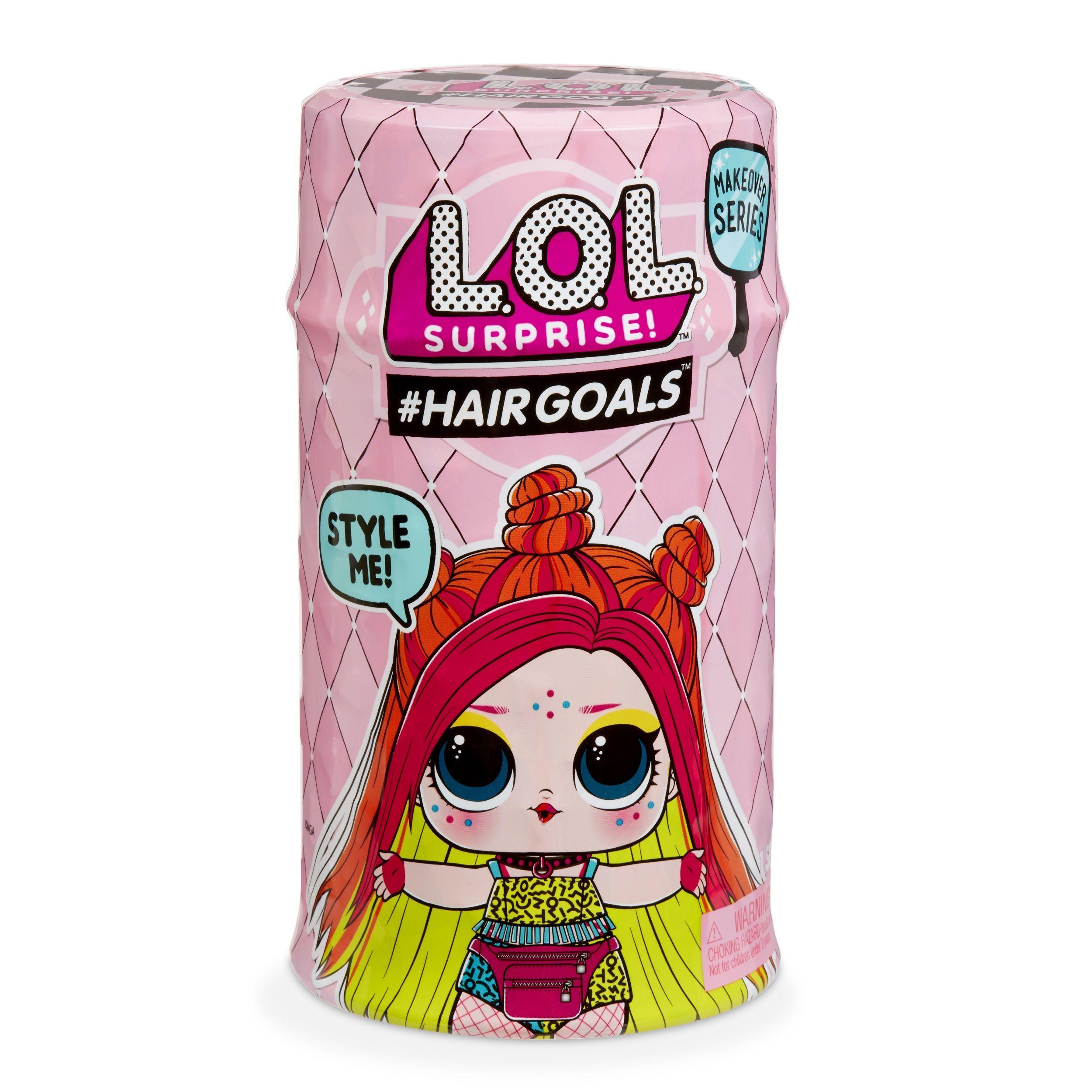 Christmas Giveaways For Kids.L O L Surprise Hairgoals