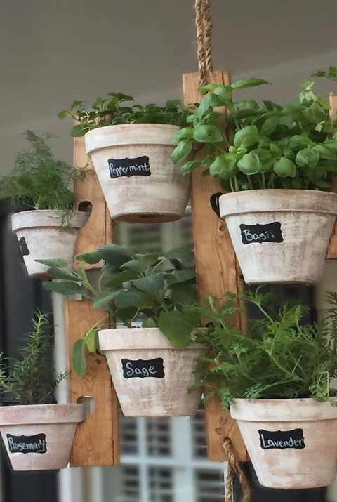 15 Indoor Herb Garden Ideas 2020 Kitchen Herb Planters We Love