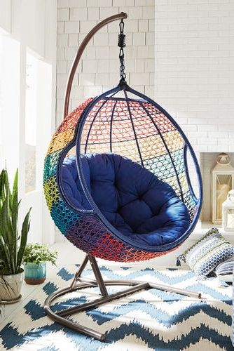 12 Best Hanging Chairs Indoor And Outdoor Hammock And Swing Chairs