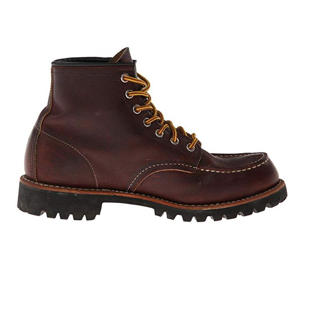 6e7edaeebc518 Red Wing Heritage Men's Roughneck Lace-Up Boots