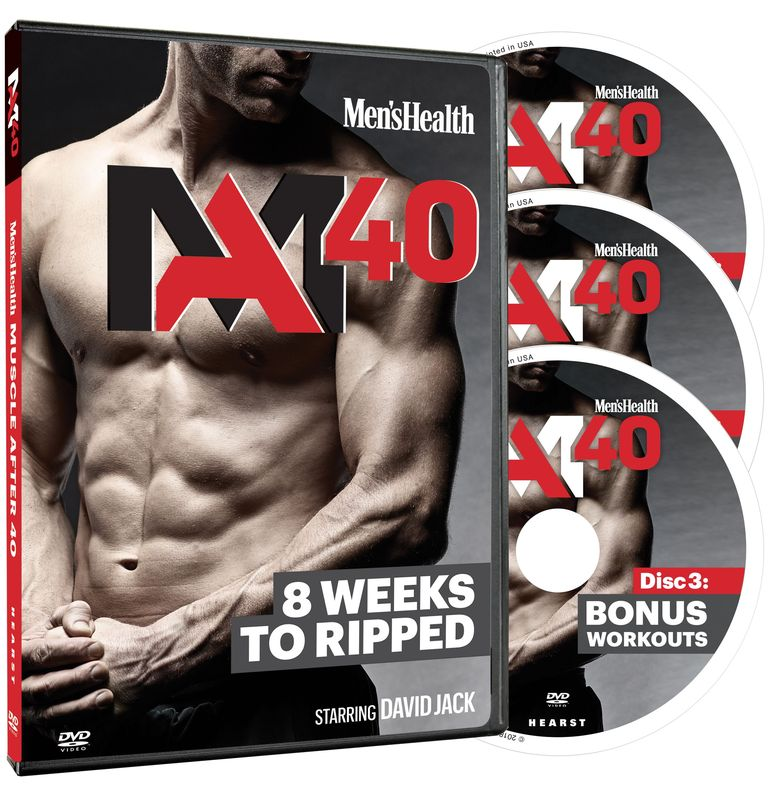 Think Abs Are Impossible After 40? Build 'Em With Just 5 Moves.