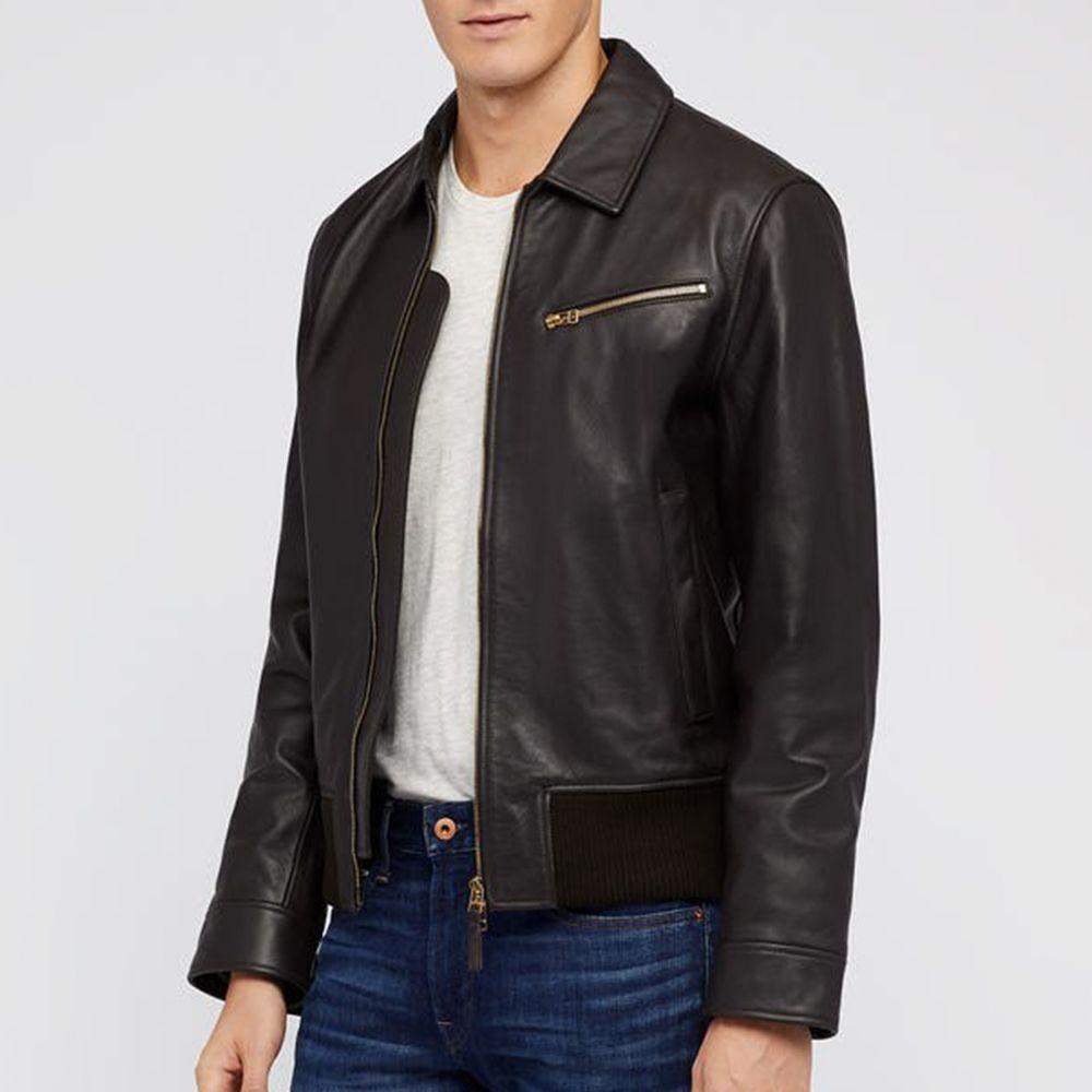 85e9c23cc Bonobos Leather Jacket