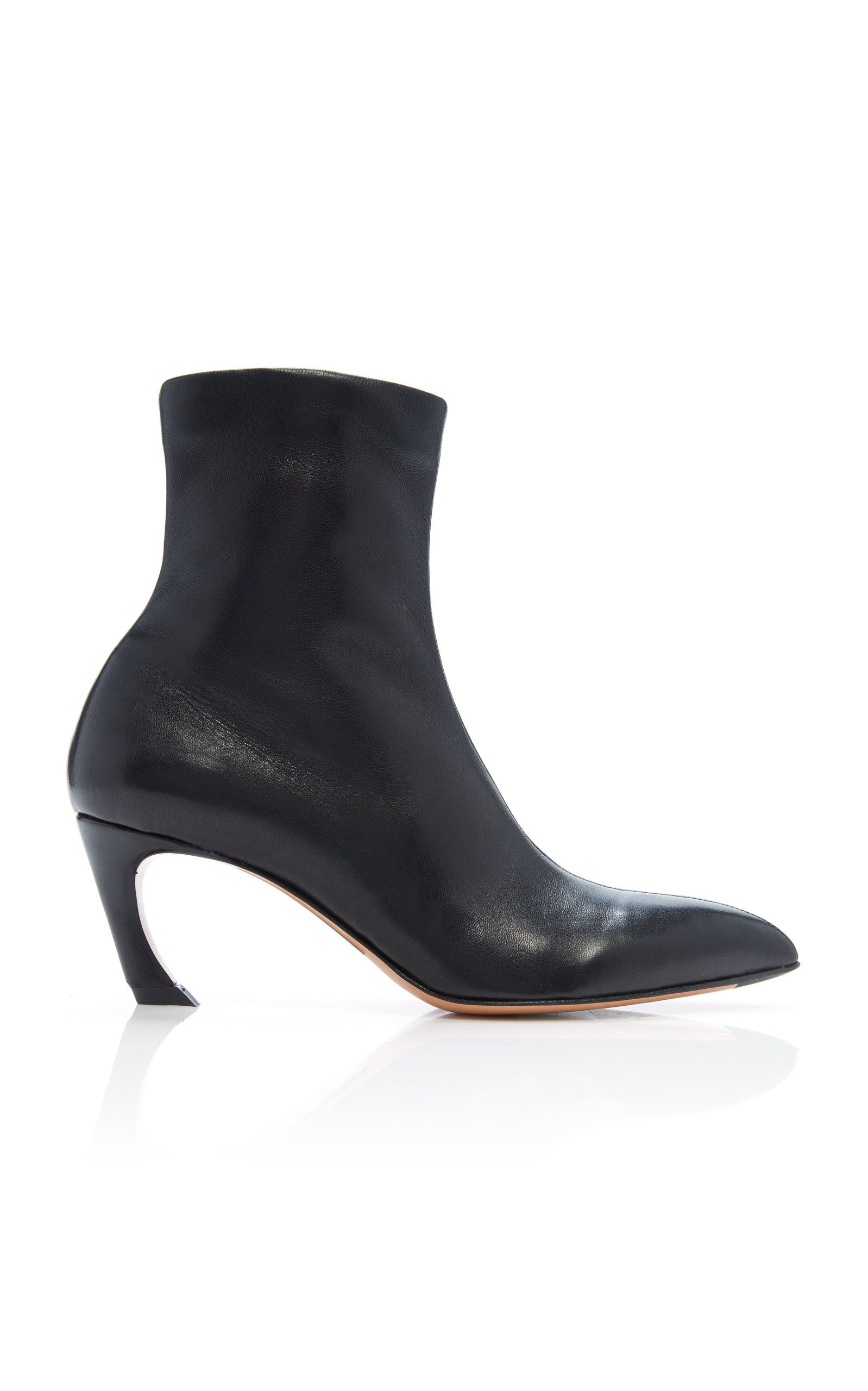 Shop the Look: Bilbo Leather Ankle Boots
