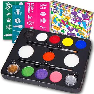 Non-Toxic Face Paint Kit