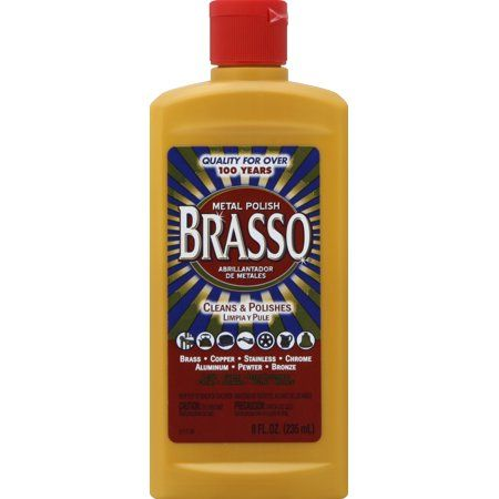 How To Clean Brass 5 Ways To Clean Tarnished Brass With Vinegar
