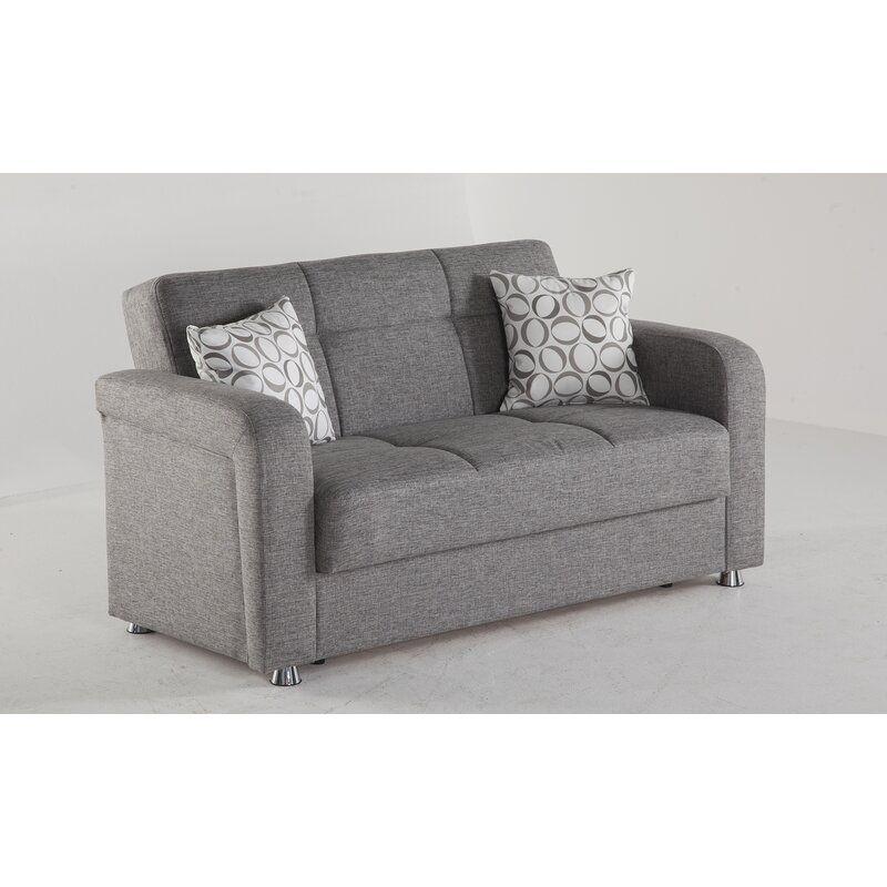 Astonishing Elkland Sleeper Loveseat Ibusinesslaw Wood Chair Design Ideas Ibusinesslaworg