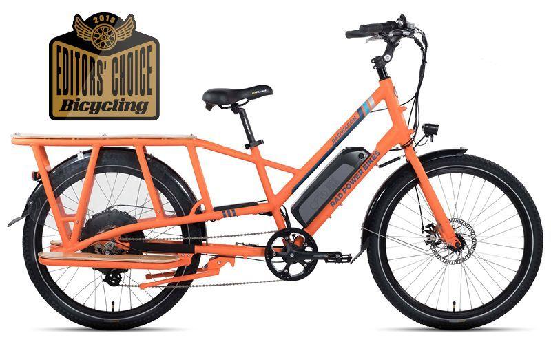 The Rad Power Bikes RadWagon Is E-Cargo on the Cheap. It's Also Brilliant.