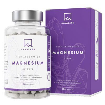 Magnesium Citrate Supplement