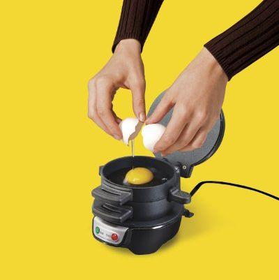 Electric Breakfast Sandwich Maker HAMILTON BEACH