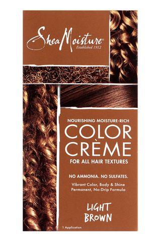 Shea Moisture Nourishing Hair Color Kit