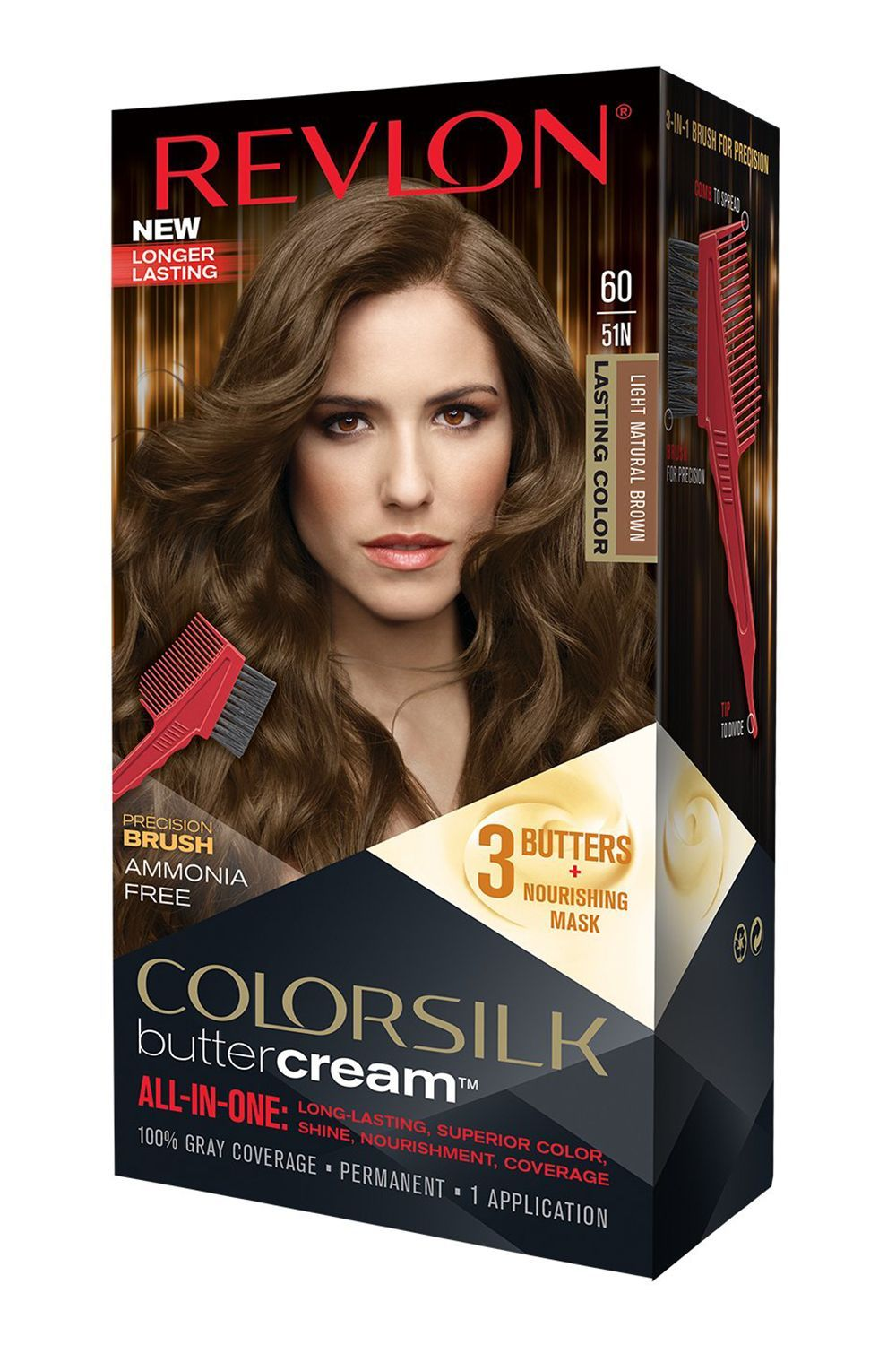 Dyeing Natural Hair How To Color Your Curly Hair Safely For 2021