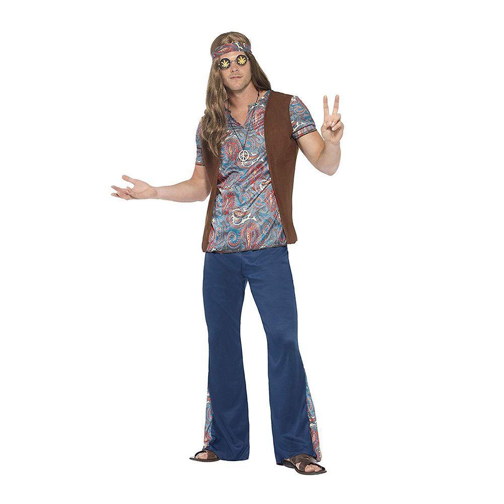 Smiffys Orion The Hippie Costume