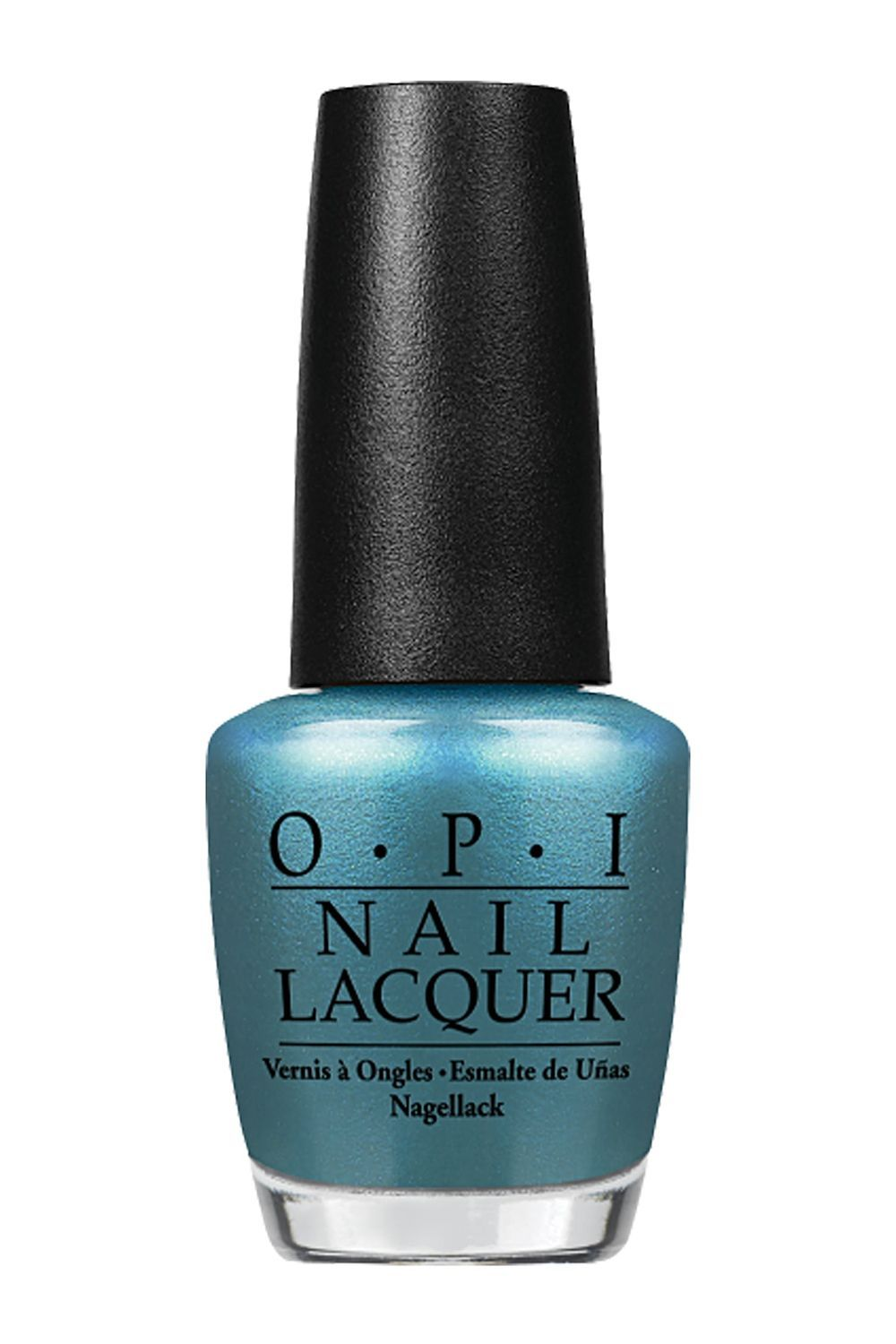 Opi In Teal The Cows Come Home