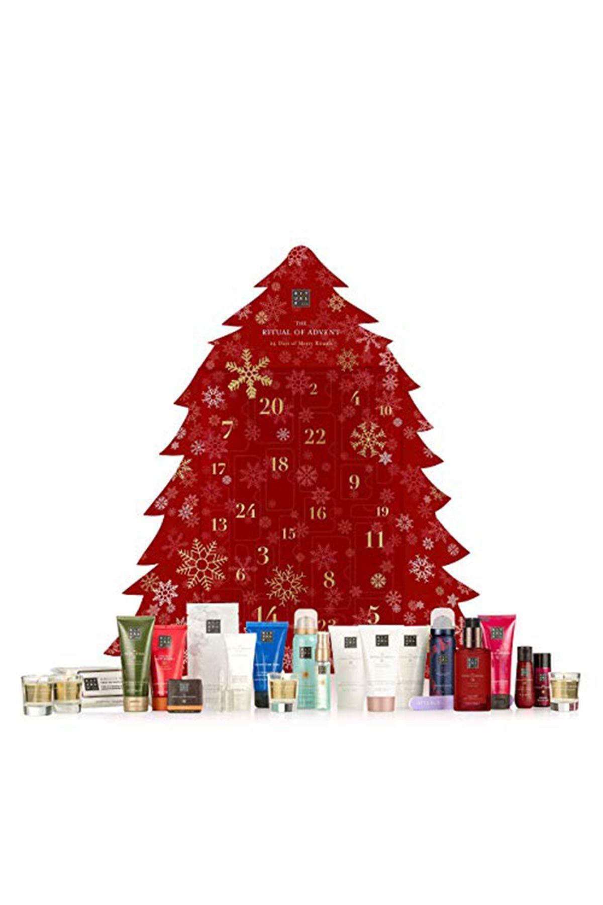 Christmas Beauty.The Ritual Of Advent Calendar Gift Set