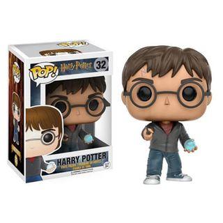 Harry Potter: Harry with prophecy pop!  Vinyl figure