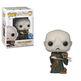 Harry Potter: Voldemort with Najini Pop!  Vinyl figure