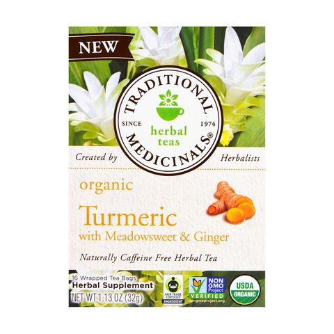8 Best Turmeric Tea Brands In 2019 Delicious Organic