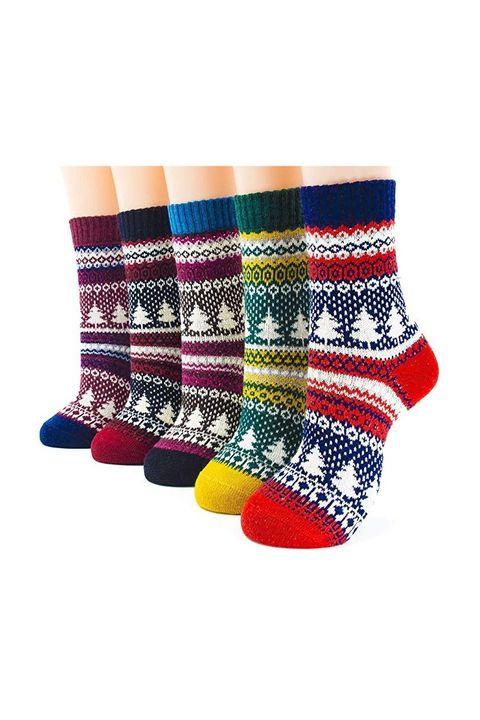 buying now great deals 2017 big discount 20 Best Fuzzy Christmas Socks