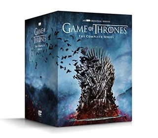 Game of Thrones Seasons 1-8 - The Complete Series [DVD] [2019]
