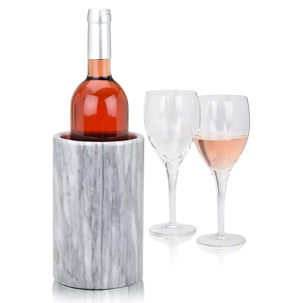 Christmas Gifts For Wine Lovers.Marble Wine Chiller