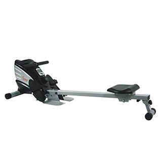 Dual Function Magnetic Rowing Machine