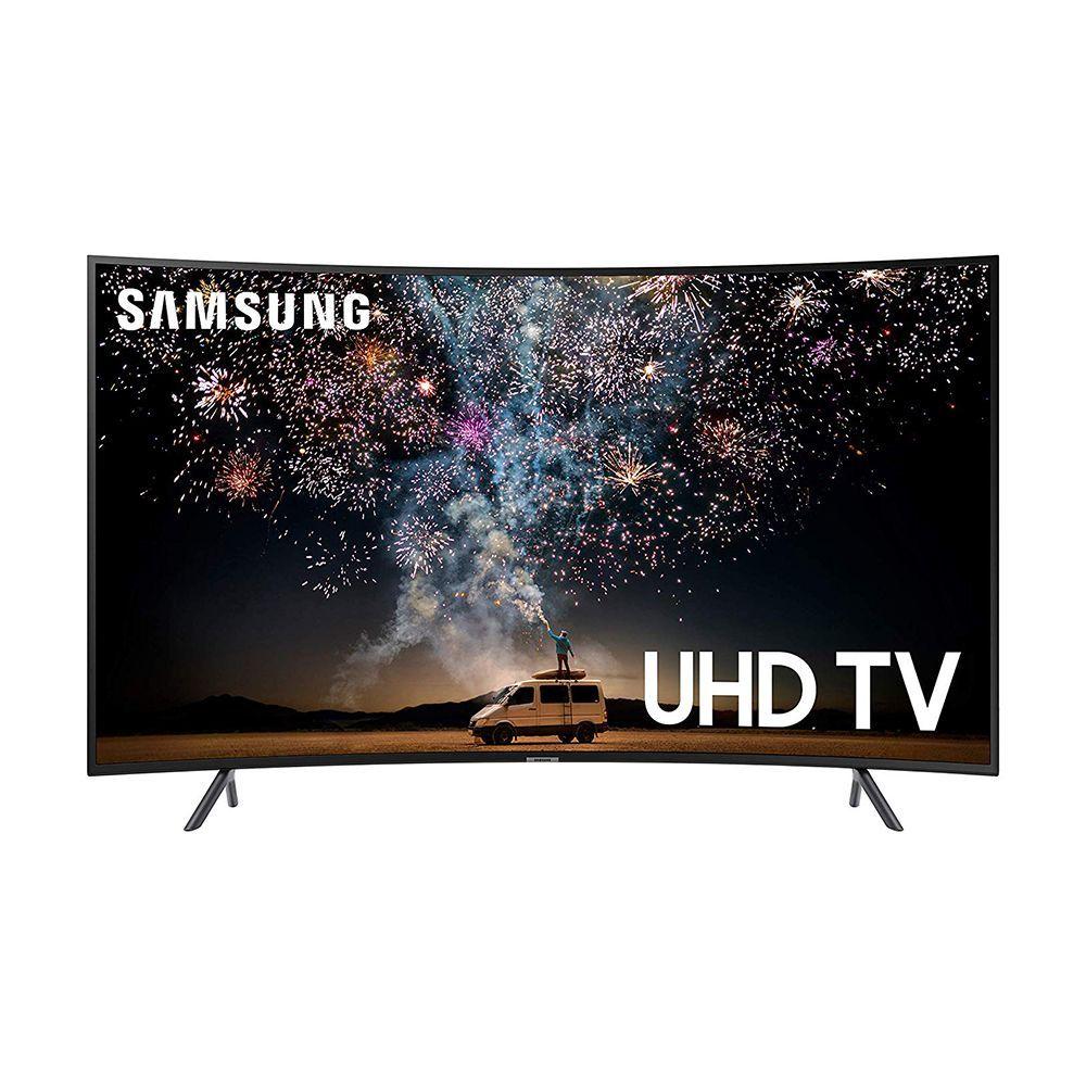 Samsung Class RU7300 Curved Smart 4K UHD TV (55-Inch)