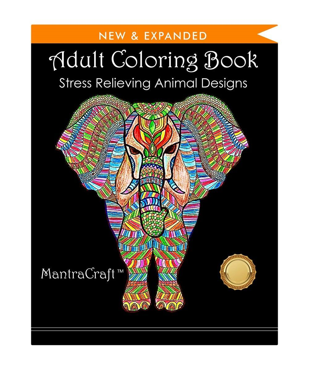 25 Best Adult Coloring Books 2021